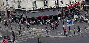 Café de L'Industrie mascotas