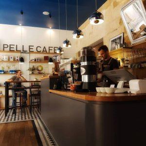Café La Pelle mascotas