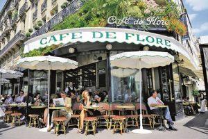 Café de Flore mascotas