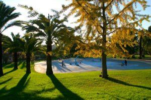 Parque Castel des Deux Rois perros